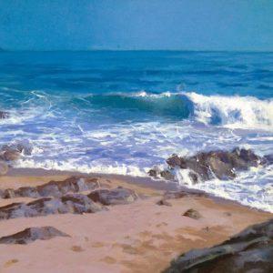 Jenny Aitken – Porthleven Beach
