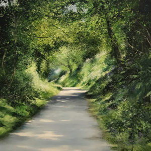 Heather Howe – Spring in the Back Lanes