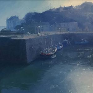 Jenny Aitken – Porthleven Harbour