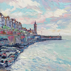 Joe Armstrong – Porthleven Pier