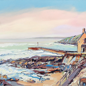 Joe Armstrong – Porthleven Beach View