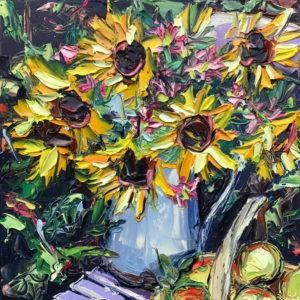 Joe Armstrong – Sunflowers