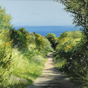 Heather Howe – Gorse on the Lizard