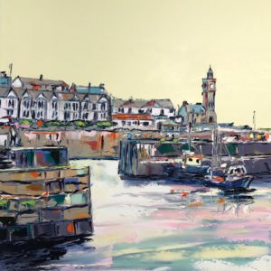 Joe Armstrong – Lemon Skies, Porthleven Harbour