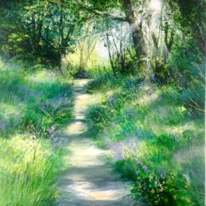 Heather Howe – Paths of Bluebells