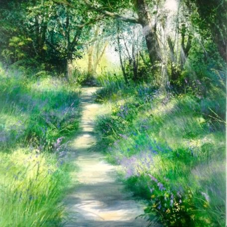 HH – Paths of Bluebells