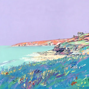 Joe Armstrong – Rinsey Head, Lavender Sky