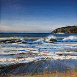 Andrew Giddens – Summer Blue Surf