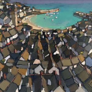 Ben Taffinder – St Ives Rooftops