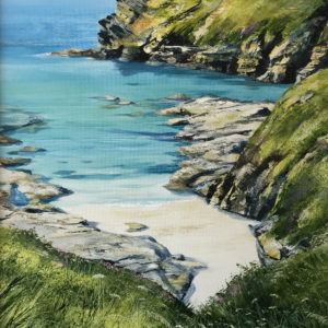 Heather Howe – Summer Heat at Piskie's Cove