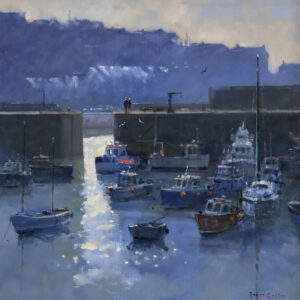 Roger Curtis – Harbour Gap, Porthleven