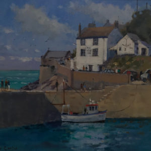 Roger Curtis – Over to the Ship Inn, Porthleven