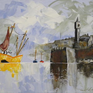 David Gray – Entering the Harbour
