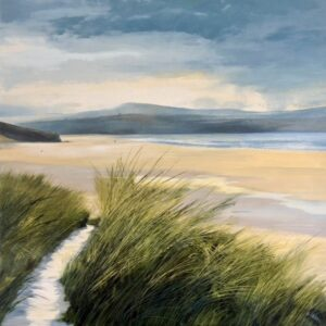 Heather Howe – Golden Evening, Gwithian