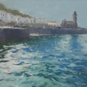 Jenny Aitken – Porthleven in Sun
