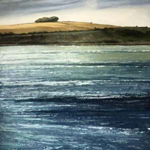 Simon Jewell – Across the Sea to Hill & Trees