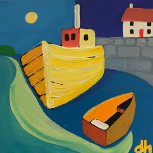David Hosking – Yellow Boat