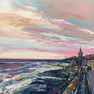 Joe Armstrong – Blustery Sky, Porthleven