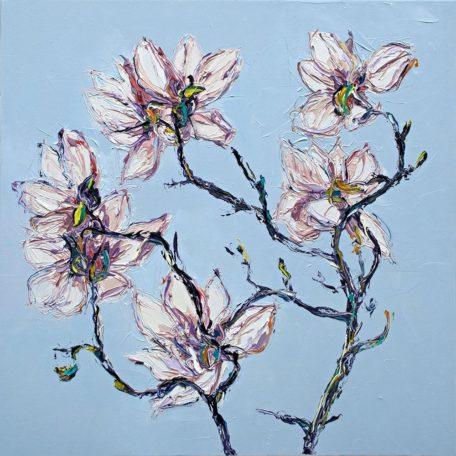 JA – Magnolias 60 x 60