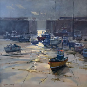 Roger Curtis – Light Gap, Porthleven