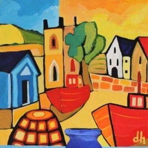 David Hosking – St Ives Harbour