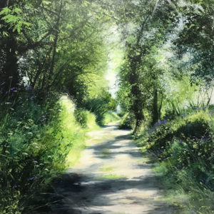 Heather Howe – 'Gwenton' (Cornish for Spring)