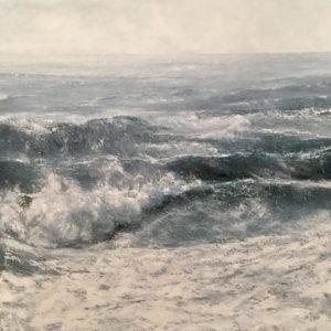 Simon Jewell – And the Sea Comes Rolling In