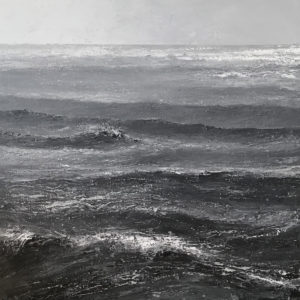 Simon Jewell – Looking Out at the Atlantic