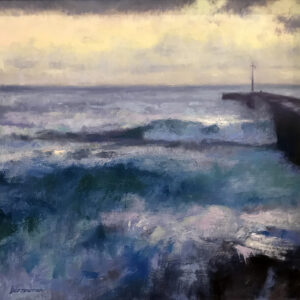 Andrew Barrowman – Incoming Tide, Porthleven