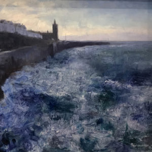 Andrew Barrowman – Morning Shadows, Porthleven