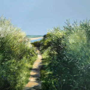 Heather Howe – Through Blossom to the Beach (coast path from Cudden Point to Praa Sands)