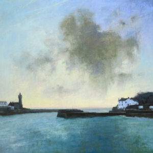 Andrew Barrowman – Cold Afternoon, Porthleven Harbour