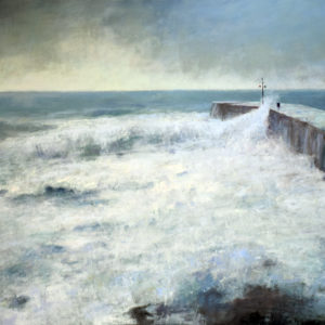Andrew Barrowman – Wave Watching, Porthleven
