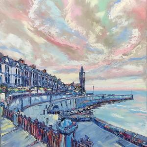 Joe Armstrong – Candy Floss Sky, Porthleven