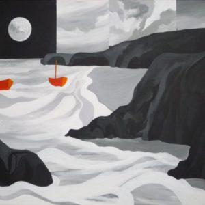 David Hosking – October Beach