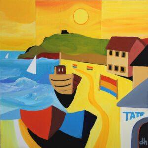 David Hosking – Porthmeor Palette