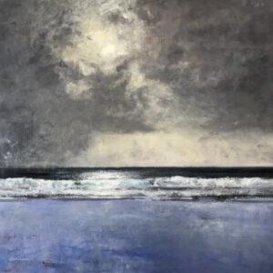 Andrew Barrowman – Clouds Gathering, Loe Bar