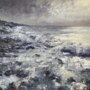 Andrew Barrowman – Storm Approaching, Tye Rock Porthleven