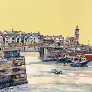 Joe Armstrong – Through the Gap, Porthleven