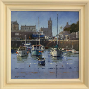 Roger Curtis – Full Flood, Porthleven