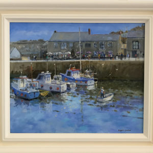 Roger Curtis – Over to the Harbour Inn