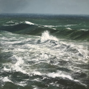 Simon Jewell – Blustery Winds and Sea Spray