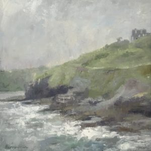 Andrew Barrowman – Grey Sky at Beacon Crag, Porthleven