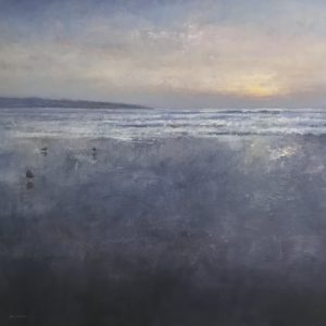 Andrew Barrowman – Misty Sunset, Gwithian