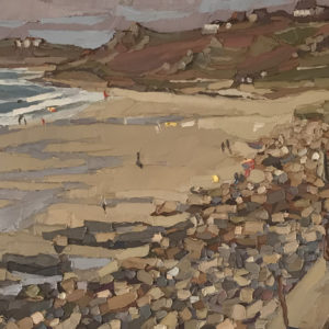 Ben Taffinder – Sennen in May
