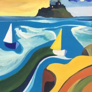 David Hosking – Sailing West