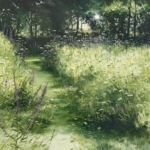 Heather Howe – Summer in the Meadow Garden