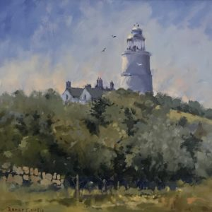 Roger Curtis – The Lighthouse, St Agnes, I.O.S.