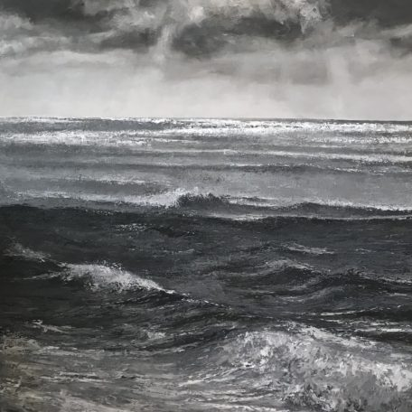 Simon Jewell – Squally Winds and Sea Swell