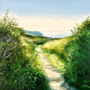 Heather Howe – Morning Light, Praa